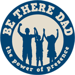 Be There Dad Logo