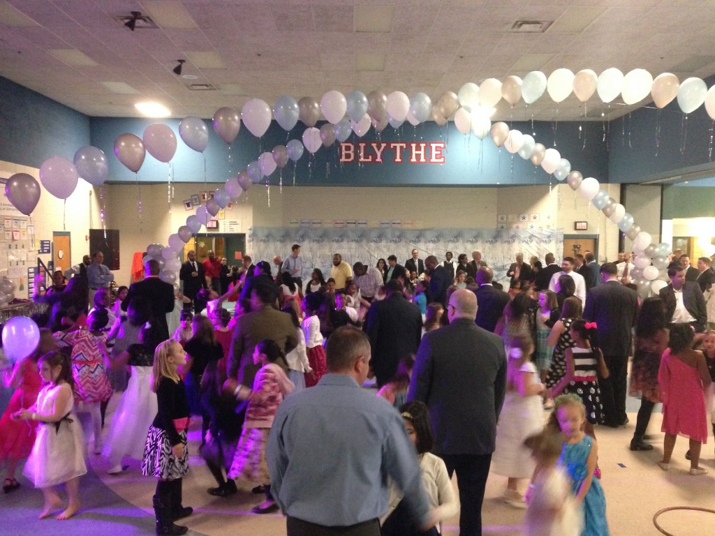 Blythe Elementary - Father Daughter Dance